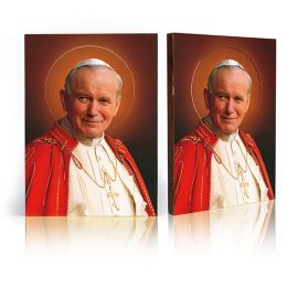 Ikona Święty Jan Paweł II  (2)