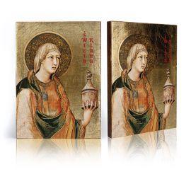 Ikona Święta Klara