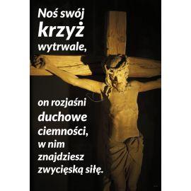Plakat - Podwyższenie Krzyża