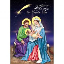 Plakat Bożonarodzeniowy – Gloria In Excelsis Deo (4)