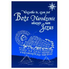 Plakat Boże Narodzenie - Wszystko to, czym jest Boże Narodzenie