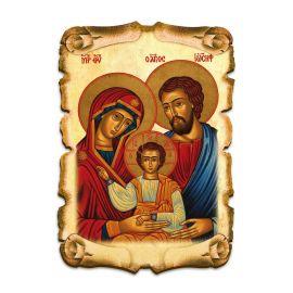 Obraz na HDF format A5 - Święta Rodzina (1)
