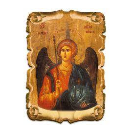 Obraz na HDF format A5 - Święty Michał Archanioł