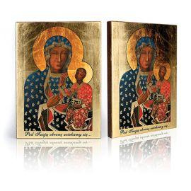 Ikona Matka Boża Częstochowska Wędrująca (2)