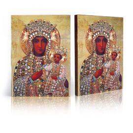 Ikona Matka Boża Częstochowska (7)