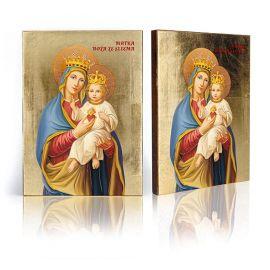 Ikona Matka Boża ze Sliema - Malta