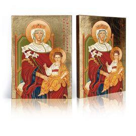 Ikona Matka Boża z Walsingham - Anglia