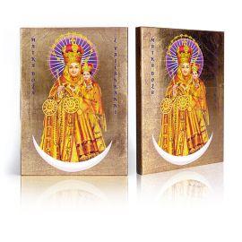 Ikona Matka Boża z Vailankanni - Indie
