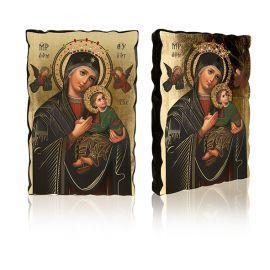 Ikona Matka Boża Nieustającej Pomocy 40 x 60 cm