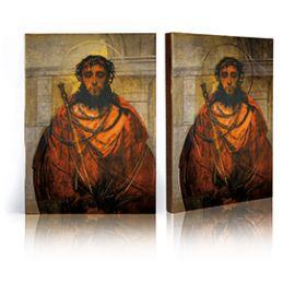 Ikona Jezus Chrystus Ecce Homo