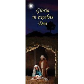 Baner na Boże Narodzenie - Gloria in Excelsis Deo (1)