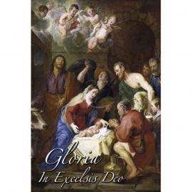 Plakat Bożonarodzeniowy – Gloria In Excelsis Deo (5)