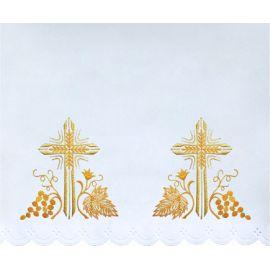 Obrus ołtarzowy haftowany (50)