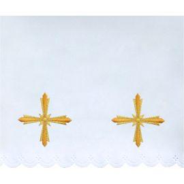 Obrus ołtarzowy haftowany (51)
