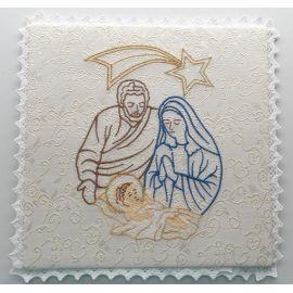 Palka haftowana Boże Narodzenie (2)