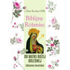 Modlitewnik Biblijny Różaniec Matki Bożej Bolesnej