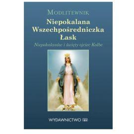 Modlitewnik Niepokalana Wszechpośredniczka Łask