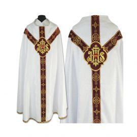 Szata liturgiczna Conical (biały)