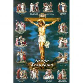 Plakat Wielkanocny - Droga Krzyżowa (3)