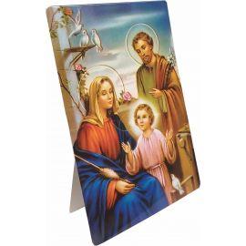 Święta Rodzina - Stojaczek papierowy (3)