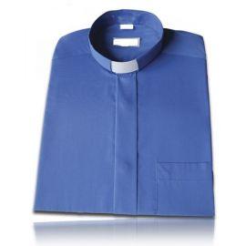 Koszula kapłańska długi rękaw (na spinki pojedyncze)