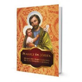 Płaszcz św. Józefa 30-dniowe Nabożeństwo