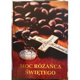 Książka Moc różańca świętego