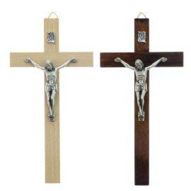 Krzyż drewniany na ścianę - 16 cm (1)
