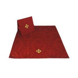 Bursa + welon na kielich, kolor czerwony