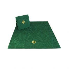 Bursa + welon na kielich, kolor zielony