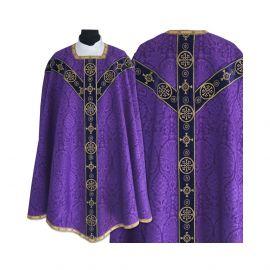 Szata liturgiczna conical fioletowy