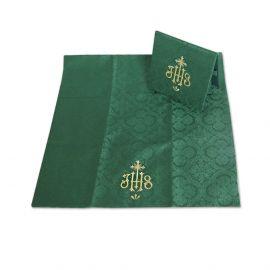 Bursa + welon na kielich, kolor zielony (2)