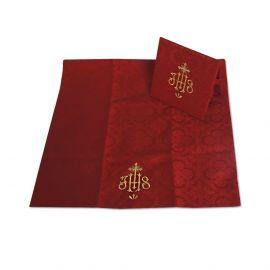 Bursa + welon na kielich, kolor czerwony (2)
