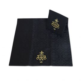 Bursa + welon na kielich, kolor czarny (2)