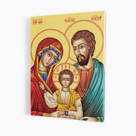 Obraz Święta Rodzina - płótno canvas (3)