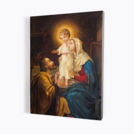 Obraz Święta Rodzina - płótno canvas (6)