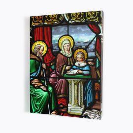 Obraz Święta Rodzina - płótno canvas (9)