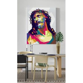 Obraz Jezusa - płótno canvas (14)