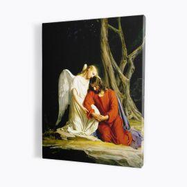 Obraz Jezusa w ogrodzie Getsemani - płótno canvas (16)