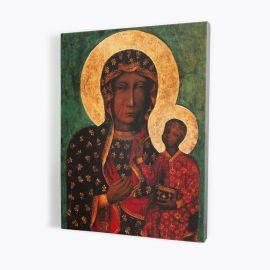 Obraz Matka Boża Częstochowska - płótno canvas (20)
