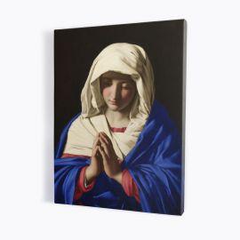 Obraz Matka Boża modląca się - płótno canvas (21)