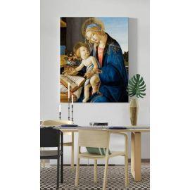 Obraz Matka Boska z Dzieciątkiem - płótno canvas (24)