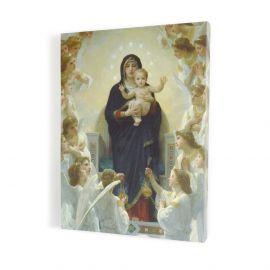 Obraz Matka Boża Anielska - płótno canvas (25)