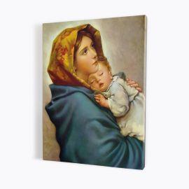 Obraz Matka Boża Cygańska - płótno canvas (34)