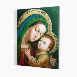 Obraz Matka Boża Dobrej Rady - płótno canvas (26)