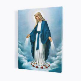 Obraz Matka Boża Niepokalana - płótno canvas (27)
