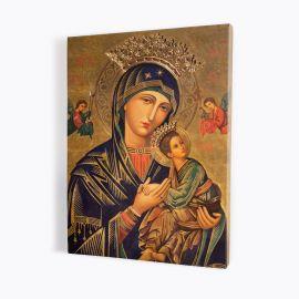 Obraz Matka Boża Nieustającej Pomocy - płótno canvas (28)