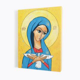 Obraz Matka Boża Pneumatofora - płótno canvas (29)