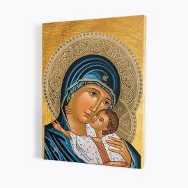 Obraz Matka Boża z Jezusem - płótno canvas (33)