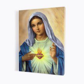 Obraz Serce Maryi - płótno canvas (42)